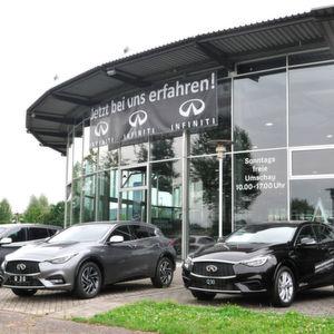 Ebert-Gruppe eröffnet Infiniti-Zentrum Rhein-Neckar