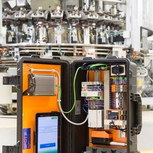 Mit mobilem Messkoffer den Potenzialen auf der Spur