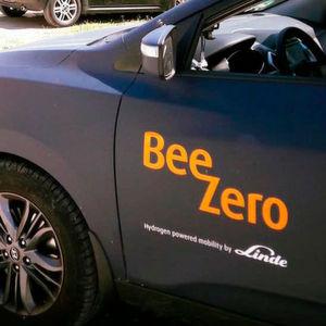 Bee Zero: Carsharing nur mit Wasserstoff-Autos