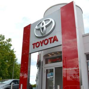 Toyota-Händler verdienen mehr