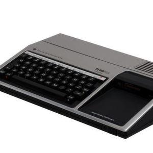 TI-99/4A: Der erste 16-Bit-Heimcomputer