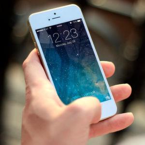 Smartphone-Nutzer gehen auf Nummer sicher