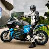 Mit E-Motorrad in 80 Tagen um die Welt