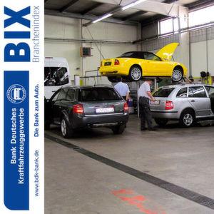 BIX: Stabiles Werkstattgeschäft