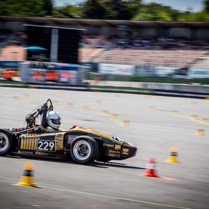 TU München und KIT sind Sieger der Formula Student Germany 2016