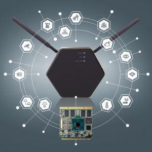 Flexibles IoT-Gateway-System