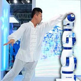 Servoantriebe optimieren ersten chinesischen kollaborativen Roboter