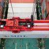 Deutsche Maschinenexporte schrumpfen