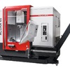 Debut for compact, high-performance machining centre