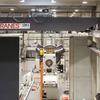 Prozesskran mit 120 t Tragkraft für das CWD