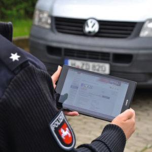 Mobile IT-Sicherheit auf Streife