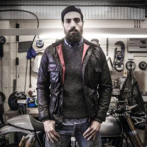 Barbour kleidet Triumph-Fahrer neu ein