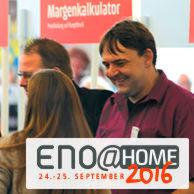 Eno lädt zur Hausmesse 2016 ein