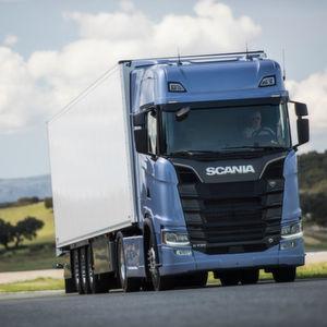 Scania präsentiert neue Lkw-Generation