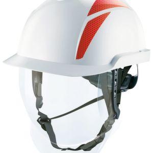 Neues Industrie-Helmsystem mit 360°-Rundumschutz