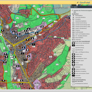 Baden-Badener Bürger nutzen GIS