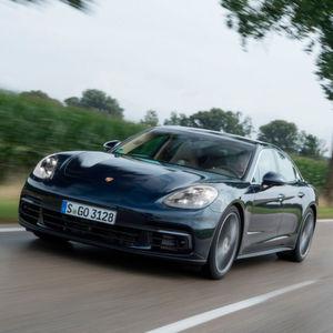 Erste Ausfahrt im neuen Porsche Panamera
