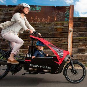 Eurobike: Transport-Innovationen fürs Rad