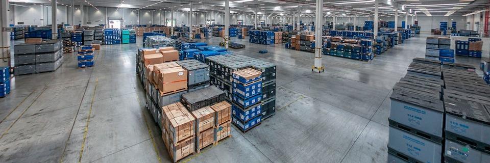 Effizientere Materiallogistik im VW-Konzern