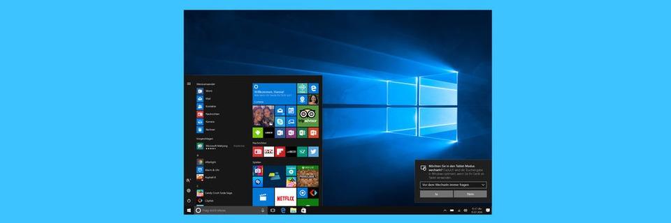 Windows 10 Enterprise kommt für KMUs