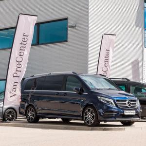 Mercedes stärkt Transporterkompetenz im Handel