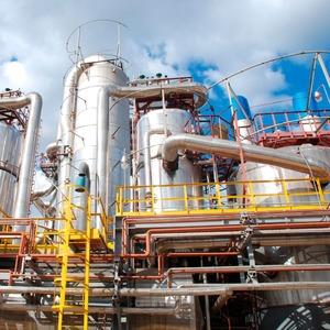 Eine der größten Ammoniak-Produktionsanlagen erweitert Kapazitäten