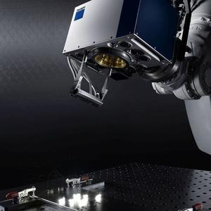 Echtzeit-Laserremoteschweißen durch Smarte Scanneroptik erreichbar