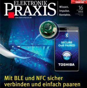 ELEKTRONIKPRAXIS Ausgabe 16 erscheint am 25. August und ist auch als kostenlose digitale Version verfügbar.