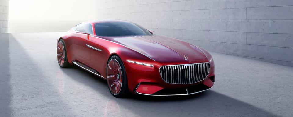 Mercedes-Maybach 6: Die Luxusvision