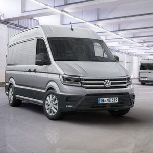 VW Nutzfahrzeuge macht den Crafter zum Reisemobil