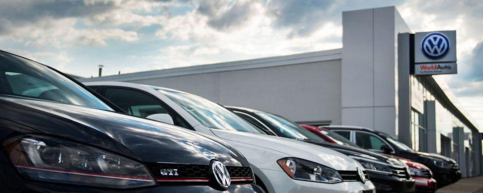 VW: Einigung mit US-Händlern kostet weitere Milliarden-Summe