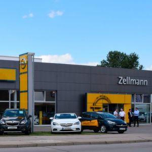 Autohaus Zellmann: Wie aus dem Trabant ein Opel wurde