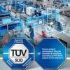 TÜV-zertifizierter Entwicklungsprozess für Produkte der Automatisierung und Antriebstechnik
