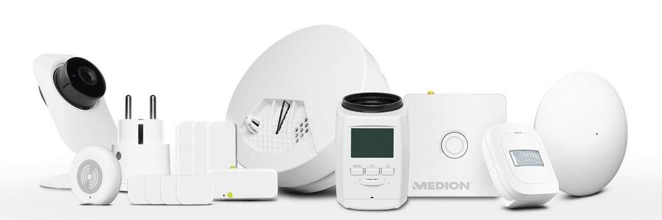 Medion steigt ins Smart Home ein