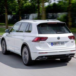 Neue Spitzen-Motoren für den VW Tiguan