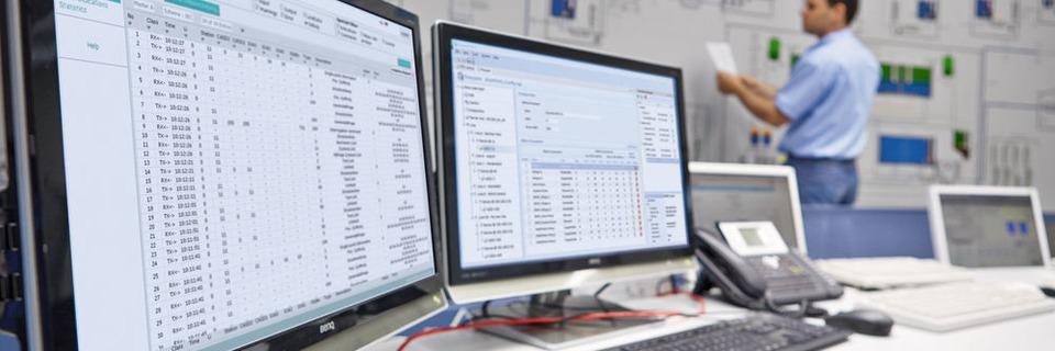 Effizienter Anlagenbetrieb mit abgestimmten Tools zur Visualisierung, Protokollierung und Alarmierung