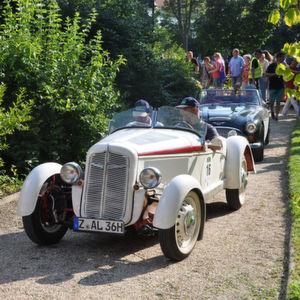 Sachsen Classic: Rollendes Museum zwischen Zwickau und Chemnitz