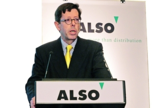 Thomas C. Weissmann, Chairman und CEO bei der Also Holding AG
