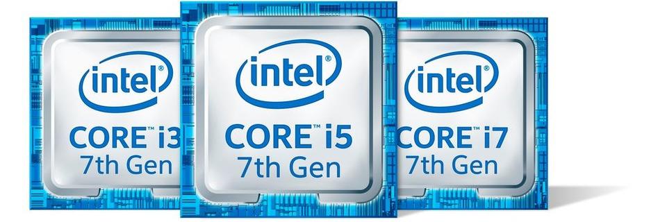 Ausgetickt: Intel stellt Kaby-Lake-Prozessoren vor