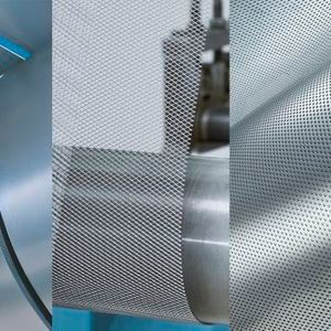 Dreiklang in der Stahlverarbeitung