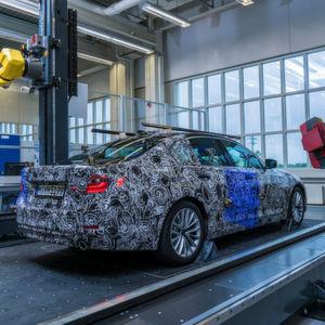 Ausblick: Neuer BMW 5er soll Maßstäbe setzen