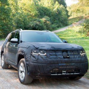 VW Mid-Size-SUV: Big in America
