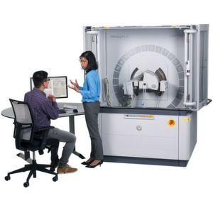 Goniometer-basierte Plattform für Röntgenstreuung