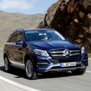 SUVs bleiben bei Mercedes großer Absatztreiber