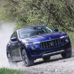 Maserati Levante: Italienischer Fremdgänger