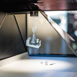 Im µm-Bereich: Drehen per Laser ist hochpräzis