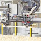 Multifunktionaler Portalroboter im Holzbau