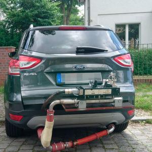DUH-Stickoxid-Messung: Ford Mondeo reißt den Grenzwert neunfach