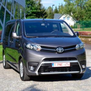 Toyota Proace soll neue Zielgruppen erschließen