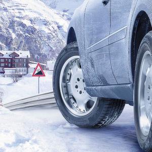 Erforderlichkeit von Winterbereifung und Navi in Mietwagen